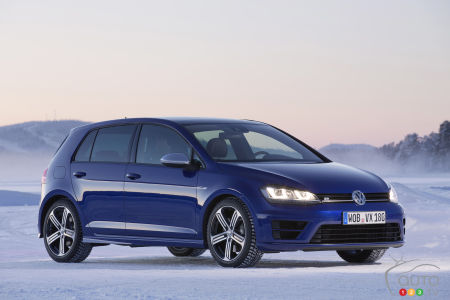 Toronto 2015: Volkswagen launches 2016 Golf R