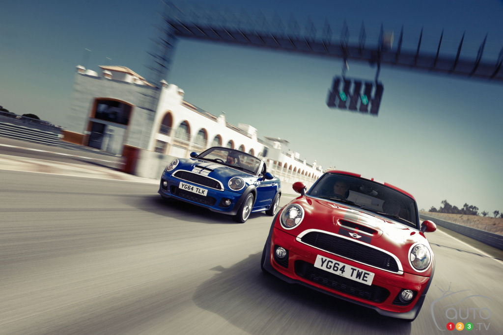 Two-seaters too mini for MINI?