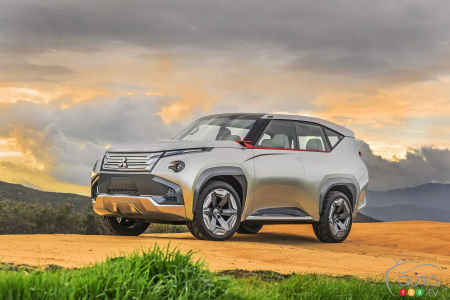 Chicago 2015: North American debut of Mitsubishi GC-PHEV