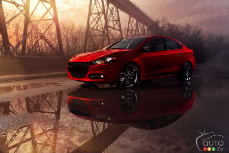 2015 Dodge Dart GT review