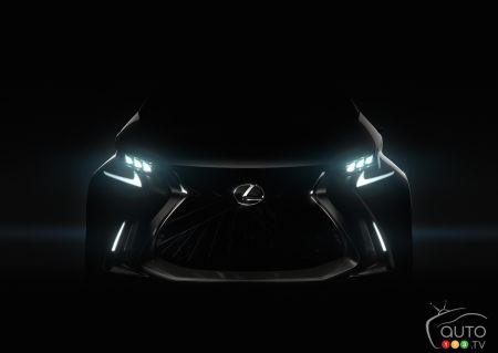 Pioneering Lexus LF-SA concept to make debut at Geneva Motor Show
