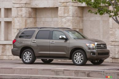 2015 Toyota Sequoia Preview