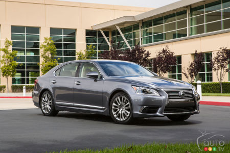 2015 Lexus LS Preview