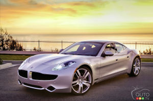 Fisker Karma to be re-launched in mid-2016 under new name