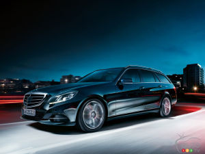 2015 Mercedes-Benz E-Class Wagon Preview