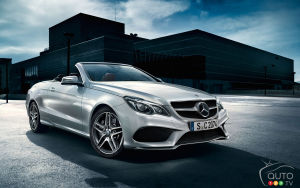 2015 Mercedes-Benz E-Class Cabriolet Preview