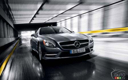 2015 Mercedes-Benz SL-Class Preview