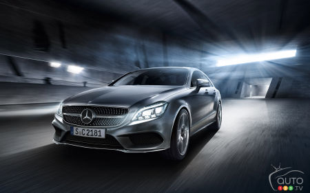 2015 Mercedes-Benz CLS-Class Preview