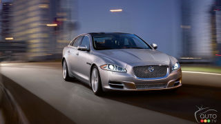2015 Jaguar XJ Preview