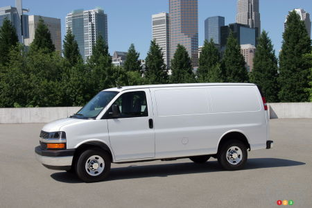 2015 Chevrolet Express Preview