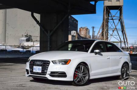 Audi S Review Editors Review Car News Auto - Audi s3 review