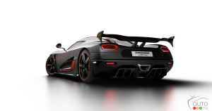 2015 Geneva Motor Show: Don't sleep on Koenigsegg Agera RS