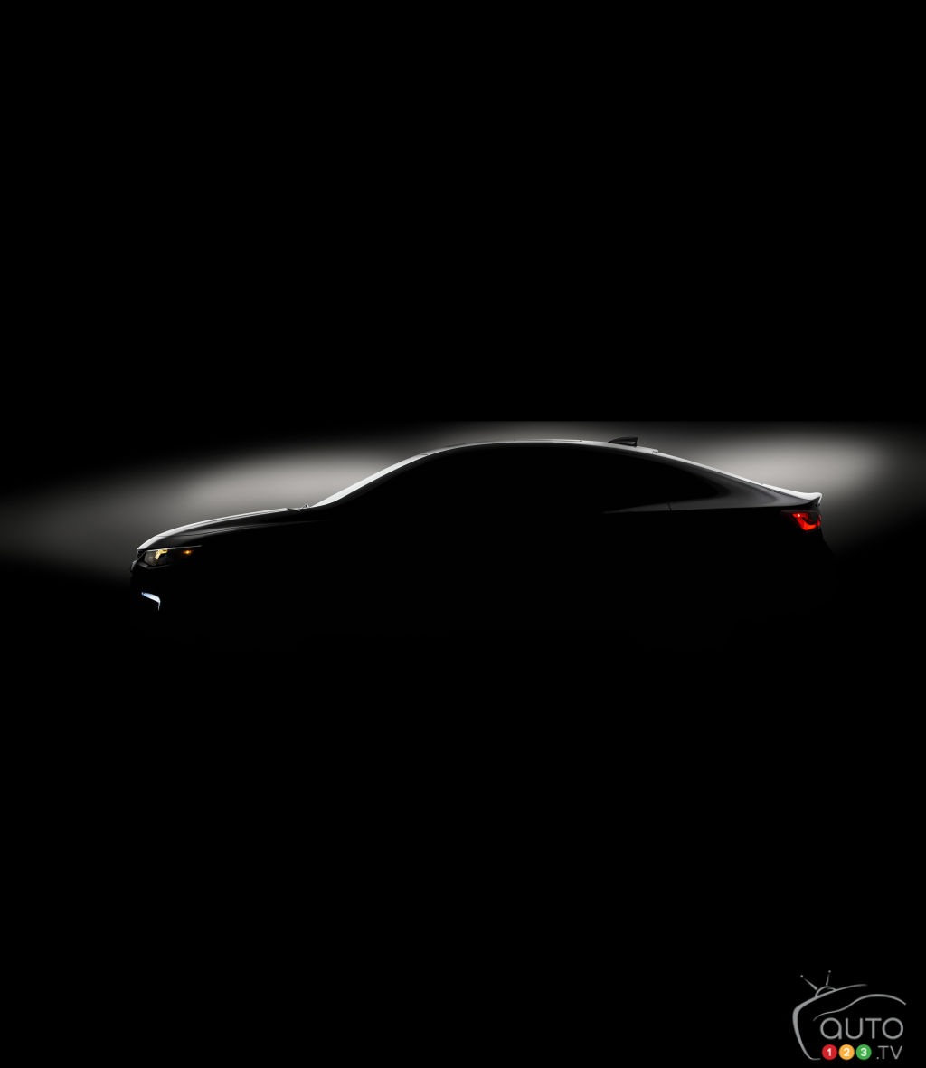 2015 New York Auto Show: Chevrolet to unveil redesigned 2016 Malibu