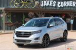 Ford Edge 2015 : premières impressions
