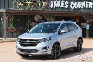 2015 Ford Edge First Impression