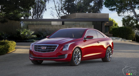 2015 Cadillac ATS4 Coupe Performance Review
