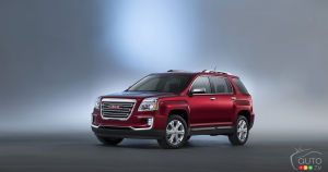 2015 New York Auto Show: 2016 GMC Terrain unveiled