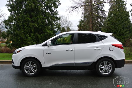 2016 Hyundai Tucson FCEV First Impression