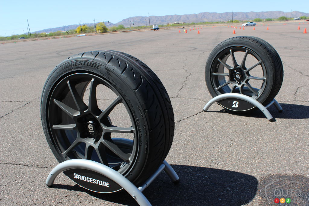 Tire Review: Bridgestone RE-71 Ultra-high Performance