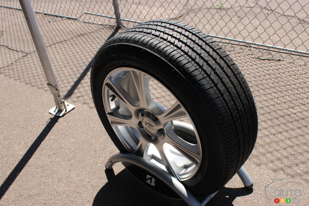 Tire Review: Bridgestone EP 422 Plus Low-Rolling Resistance Tire