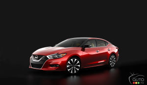 Watch the all-new 2016 Nissan Maxima debut live!