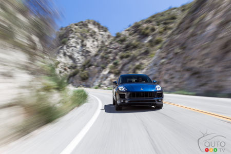 0-100 in 5 Points or Less: 2015 Porsche Macan S