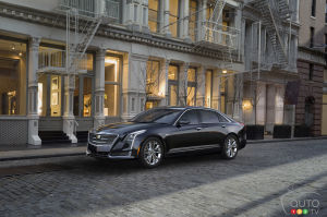 2015 New York Auto Show: Global premiere of all-new Cadillac CT6