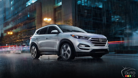 2015 New York Auto Show: 2016 Hyundai Tucson hits North America