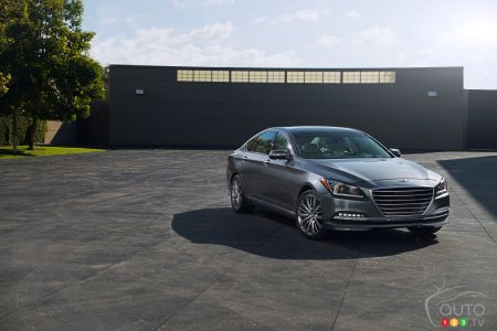 Hyundai Genesis to add new twin-turbo V6 in 2017 or 2018