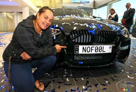 April Fool's Day prank by BMW in New Zealand turned out to be true!