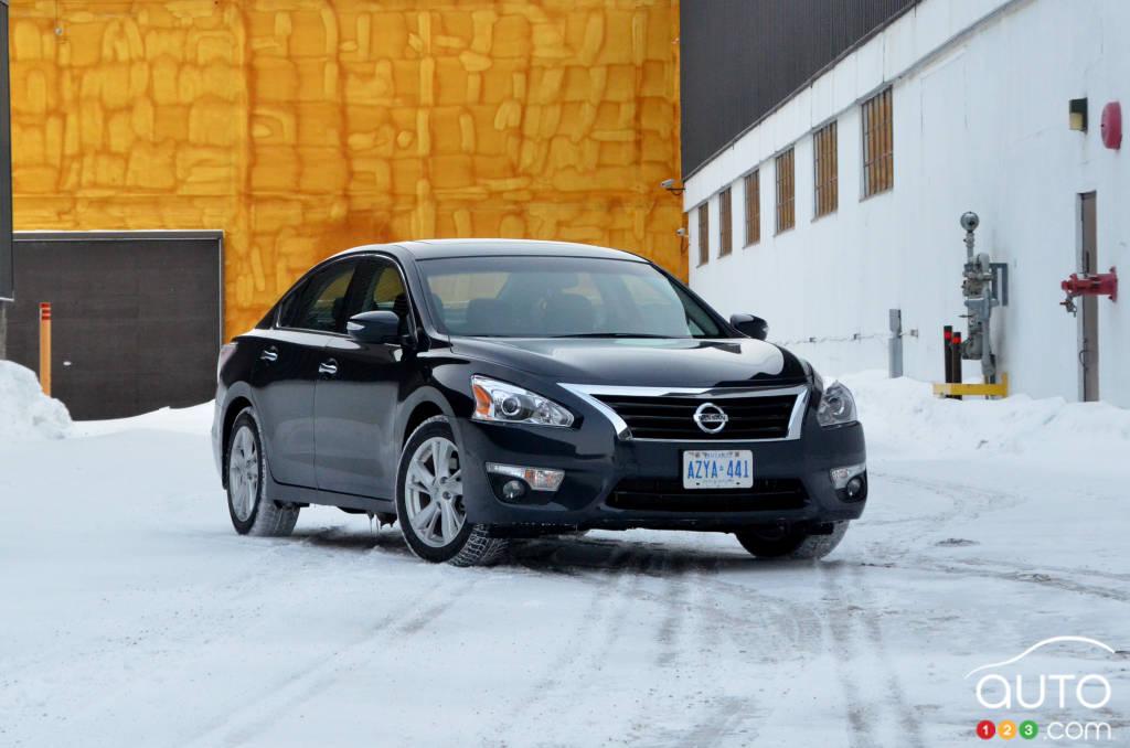 2015 Nissan Altima 2.5 SL Review