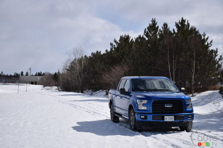 2015 Ford F-150 XLT Review