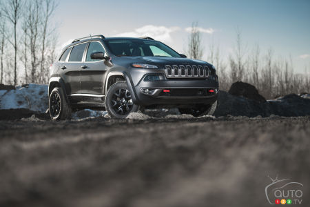 2015 Jeep Cherokee Trailhawk 4x4 Review