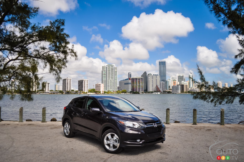 2016 Honda HR-V First Impression
