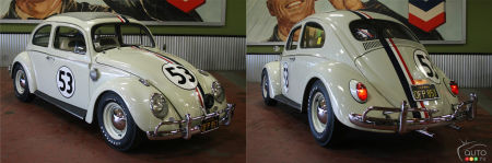 Herbie the Beetle to be auctioned off