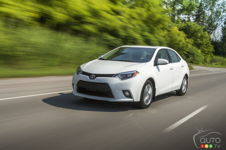 Toyota shifts Corolla production from Canada to Mexico