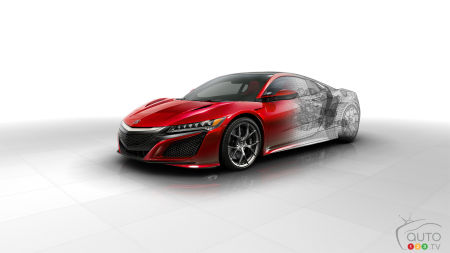 Acura NSX: More details revealed