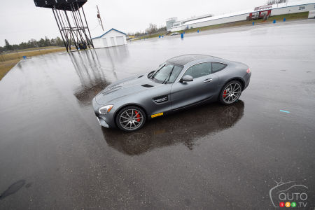 2016 Mercedes AMG GT S First Impression