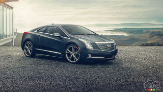 Cadillac ELR gets more power and technology for 2016
