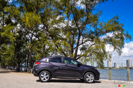 News: 2016 Honda HR-V pricing announced