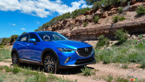 2016 Mazda CX-3 First Impression