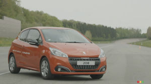 Peugeot sets fuel economy record with diesel engine