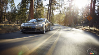 Elon Musk hopes Apple launches electric car