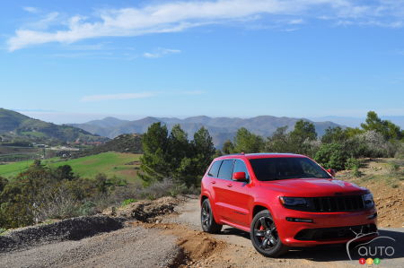 4 Things I Learned Driving the Jeep GC SRT Over 1,250 km in SoCal