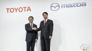 Toyota and Mazda reach long-term agreement