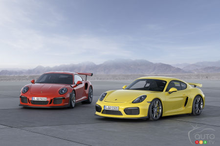 Porsche brings motorsports to the common man