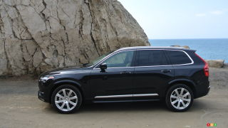 2016 Volvo XC90 First Impression