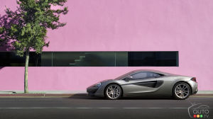 McLaren announces Canadian pricing for Sports Series
