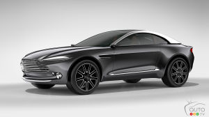 Aston Martin may build new plant in Alabama