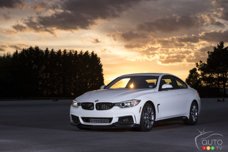 BMW unveils 435i ZHP Coupe Edition for 2016